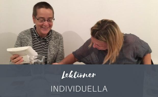 Individuella språklektioner