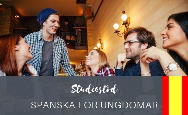 Studiestod i spanska for ungdomar